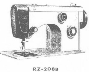 riccar_208_sewing_machine