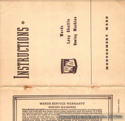 montgomery_ward_long_shuttle_sewing_machine_manual_cover